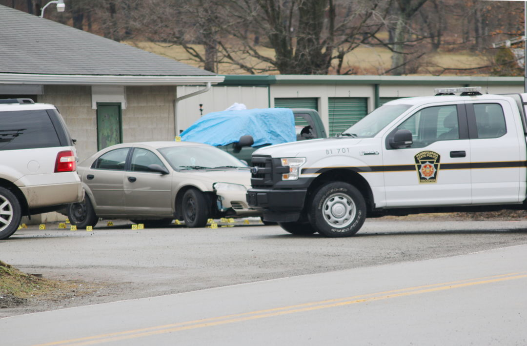 Four dead in Melcroft shooting