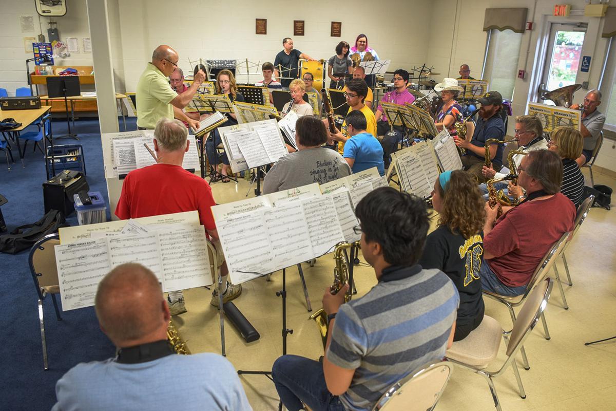 Mon Vallley Community Band