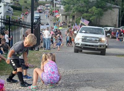 Jacktown parade