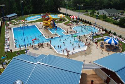 Pools open May 25