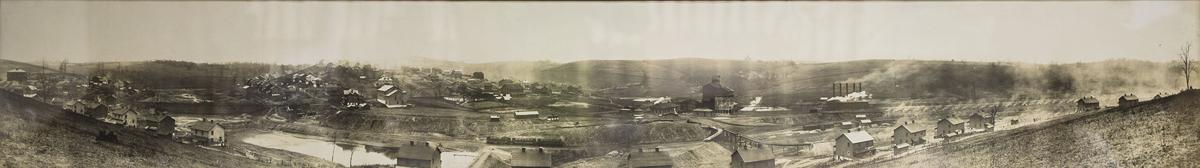 A Brier Hill Panorama