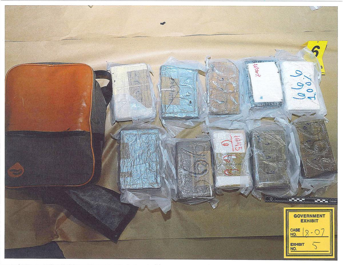 U S  Attorney: Large-scale cocaine ring dismantled in Mon