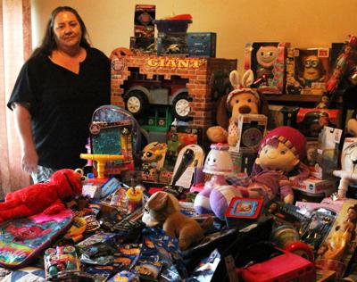 Ramona and the toys