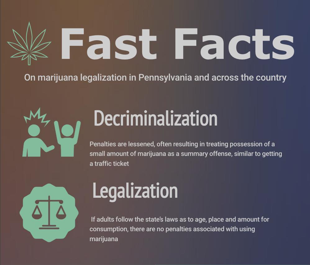 Decriminalization vs legalization | A series exploring