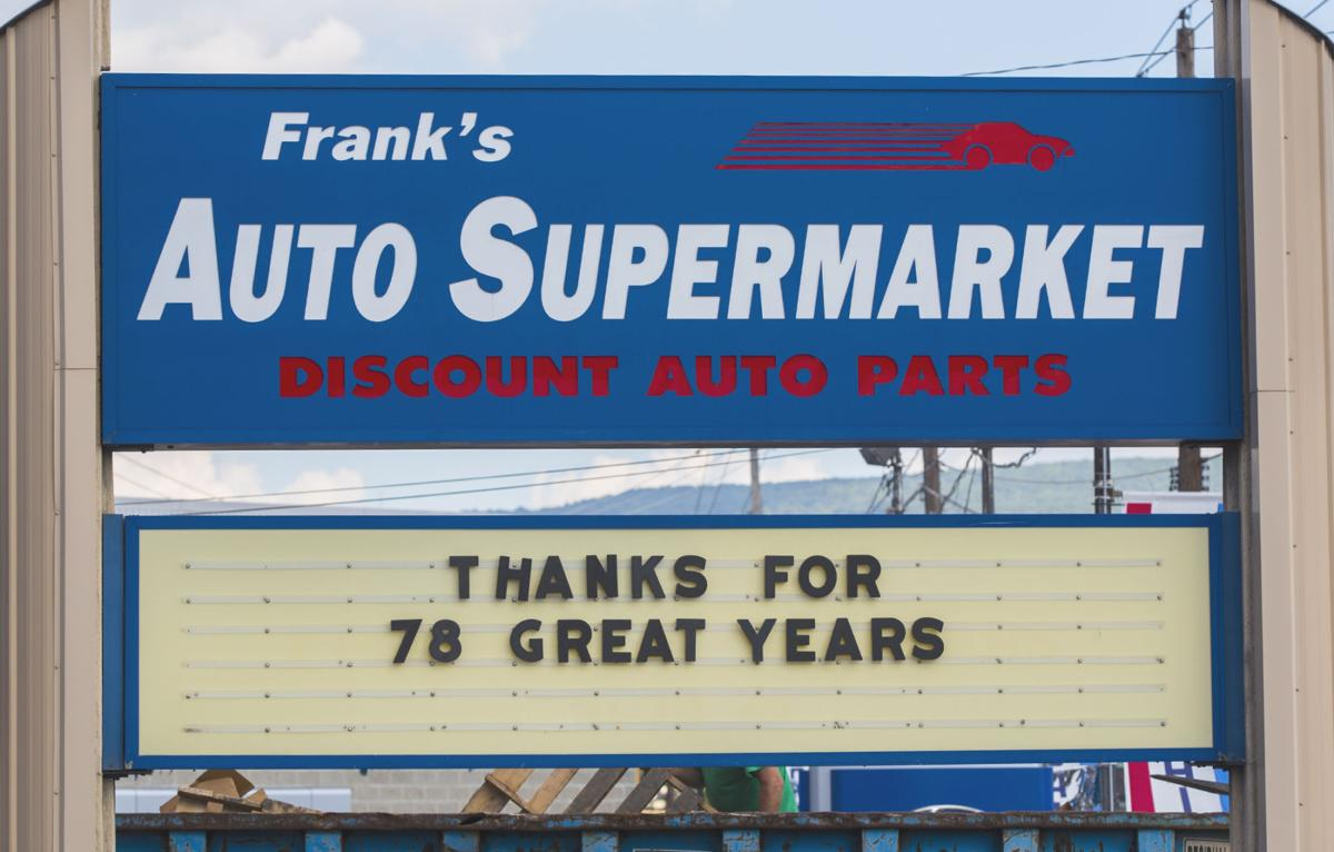 Frank's Auto stores becomes part of O'Reilly Auto Parts