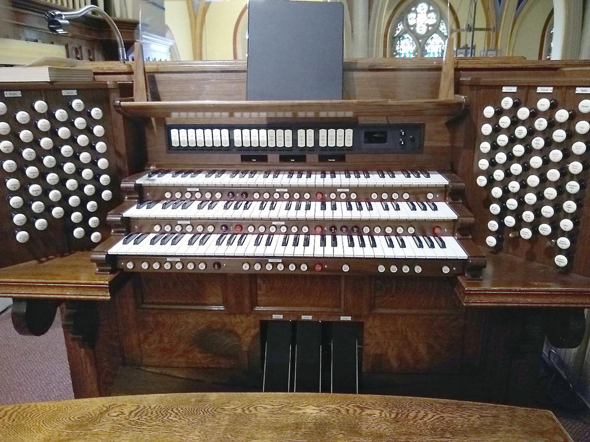 Immaculate Conception Parish hosts dedication recital for new organ