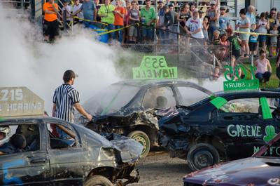 Demolition Derby promises smashing good time at Greene County Fair