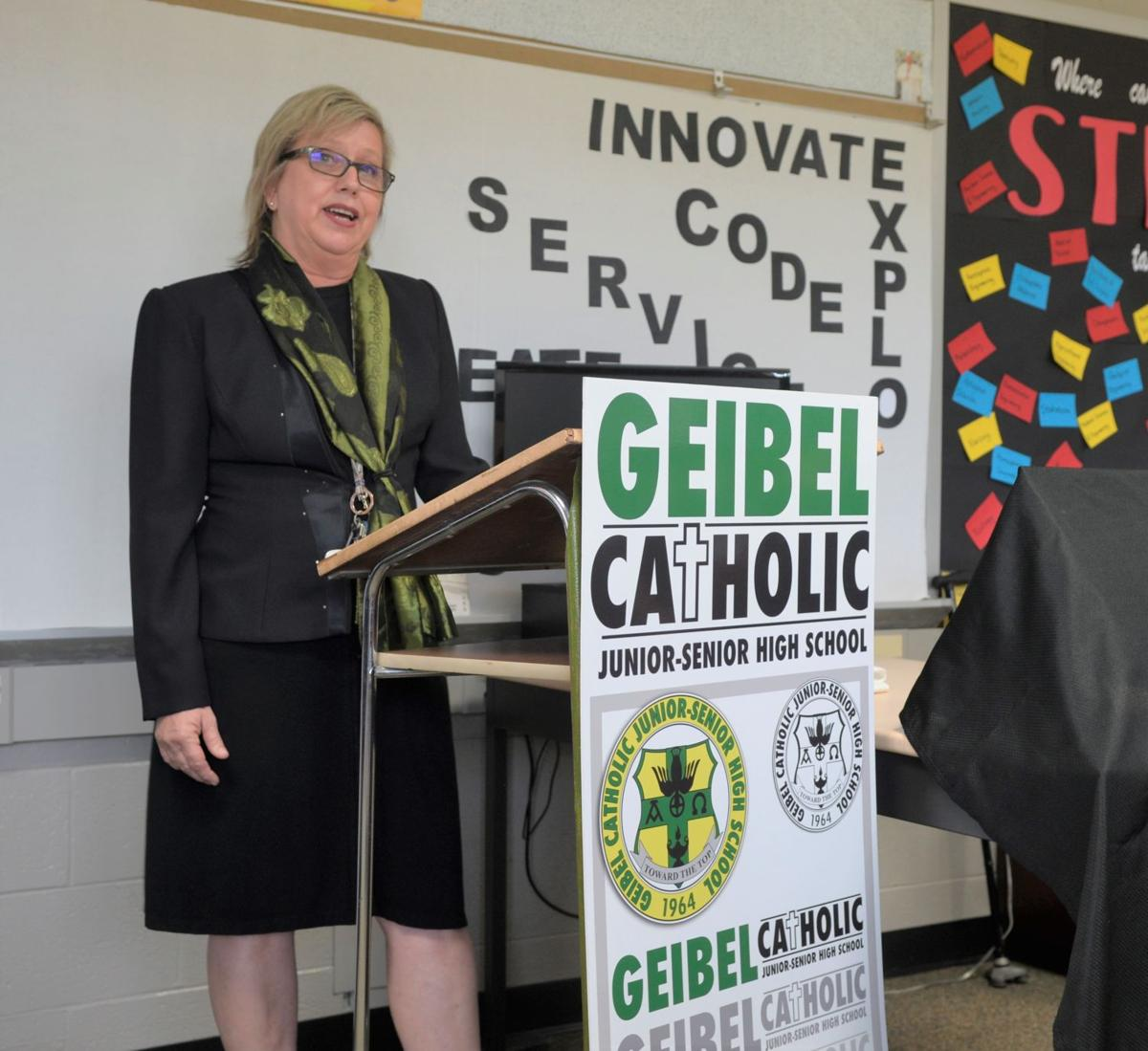 Diocese of Greensburg invests in Geibel rebrand to boost enrollment