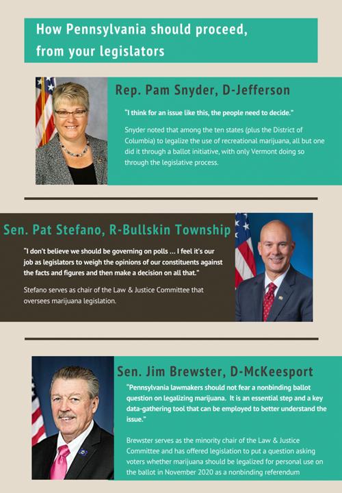 Legislator view | A series exploring recreational marijuana