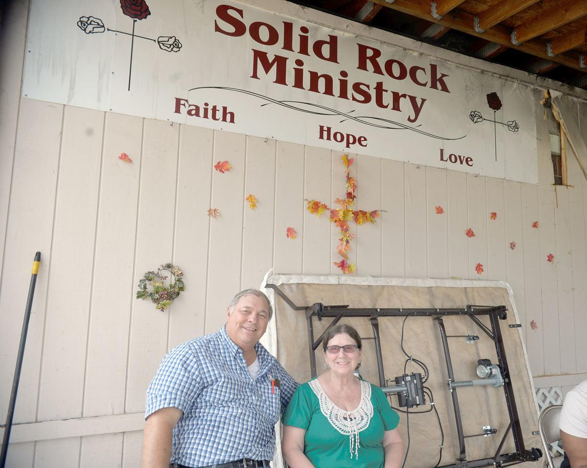 Solid Rock Ministries gutted by fire | New Today