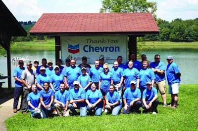 Chevron joins in clean up of local park | Business