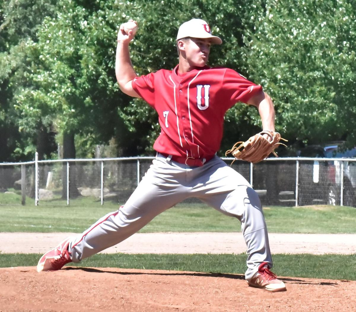 Scott earns win on the mound