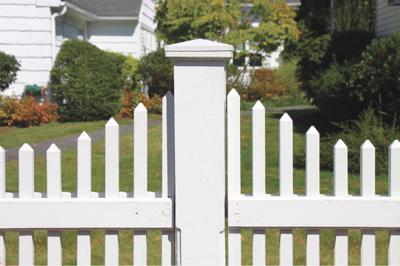 Fence etiquette prevents disputes | Homes | heraldstandard com