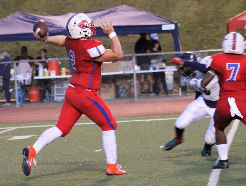 Snowden leads University Prep over Mustangs, 42-7 | Local