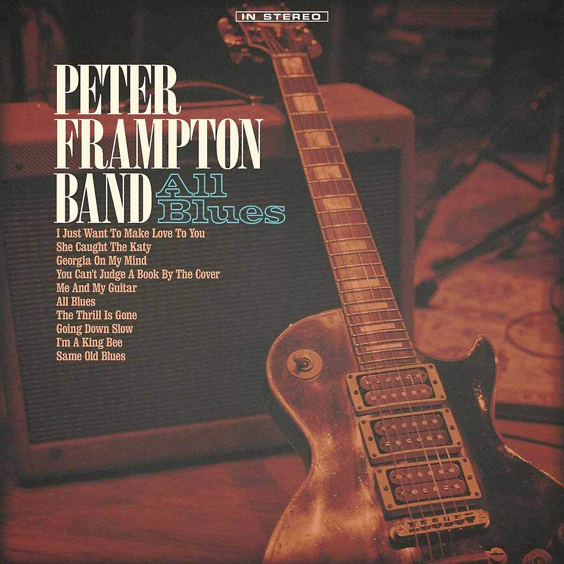 Music review: Peter Frampton Band - 'All Blues'