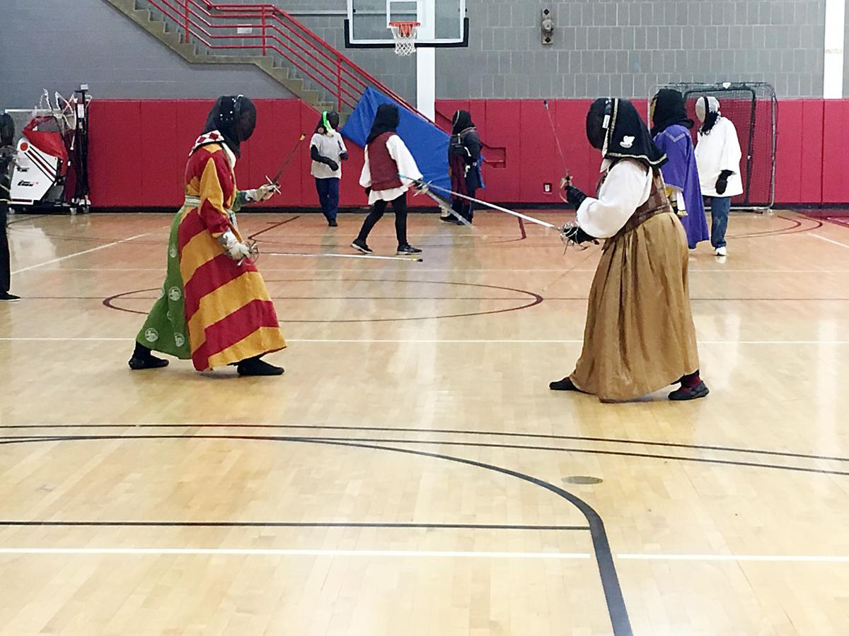 Society for Creative Anachronism, California University's Medieval and Fencing Club