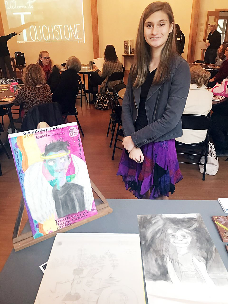 Art center and educators team up to highlight benefits of art in education