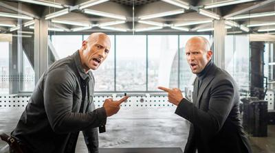 'Fast and Furious' spinoff  on characters Hobbs and Shaw in theaters this weekend