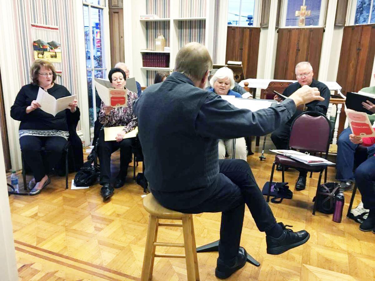 CLUB HUB: Beesontown Singers make beautiful music   New