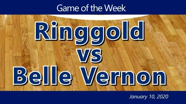 VIDEO: GAME OF THE WEEK —  Ringgold vs Belle Vernon