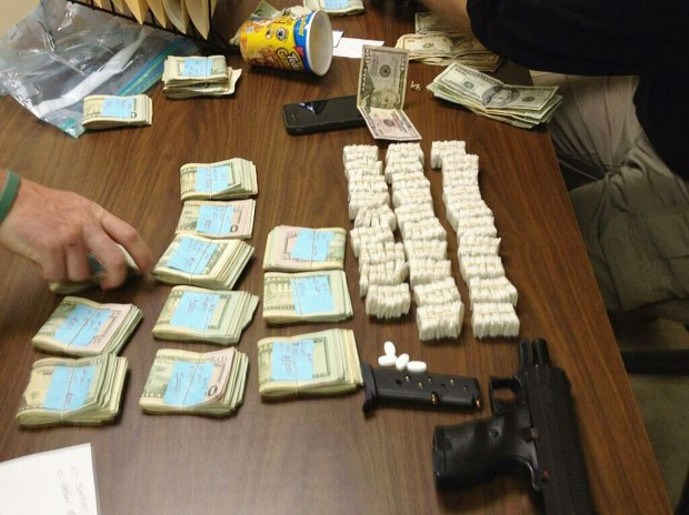 Police Uncover Stash Of Drugs And Cash Local News