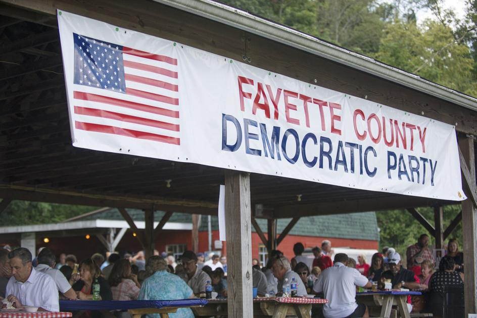 Democrats rally for candidates in state and national races
