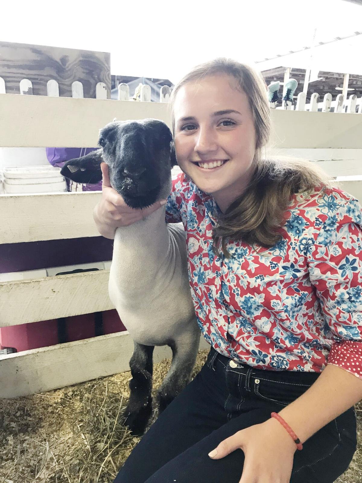 4-H club members eager for Fayette County Fair