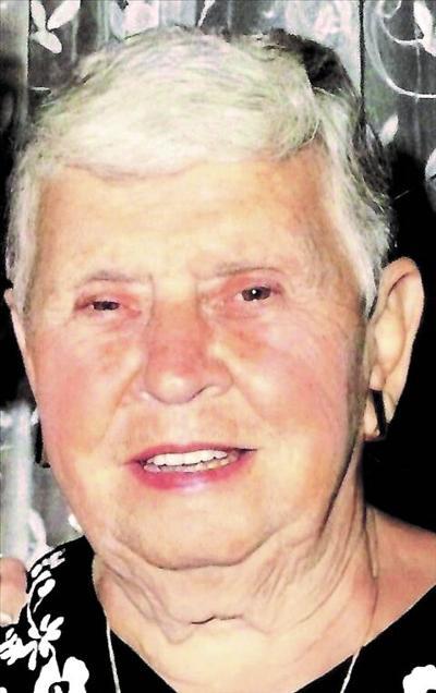 Geraldine Pollette Ward