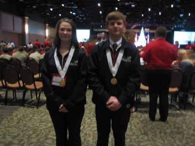 Local teens earn state titles in automotive contest