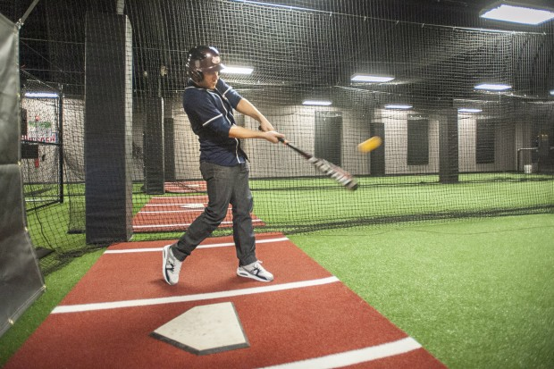 Indoor Batting Cage Business Opens In North Union Township