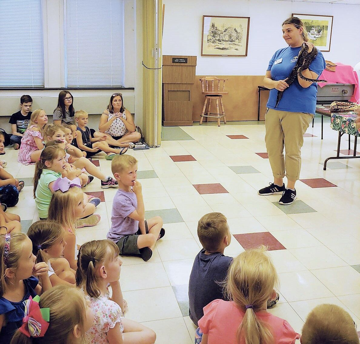 Area libraries to hold summer programming outdoors