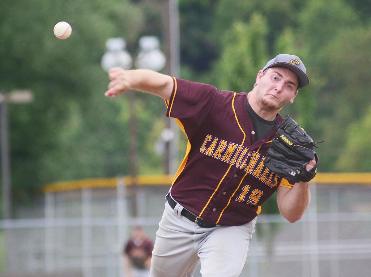 Lolly pitches gem in Copperheads' win