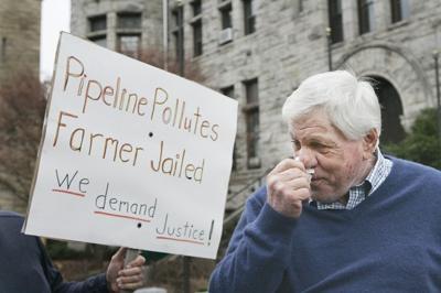 Fayette County farmer spends weekend in jail   News   heraldstandard com