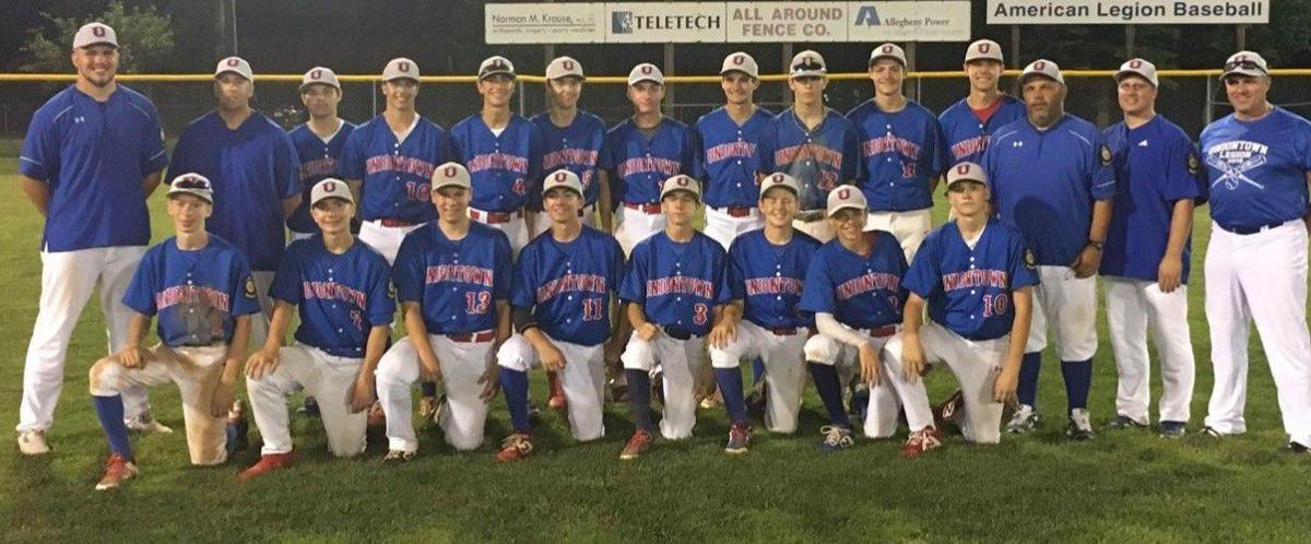 Uniontown Junior Legion headed to Western Regional Tournament