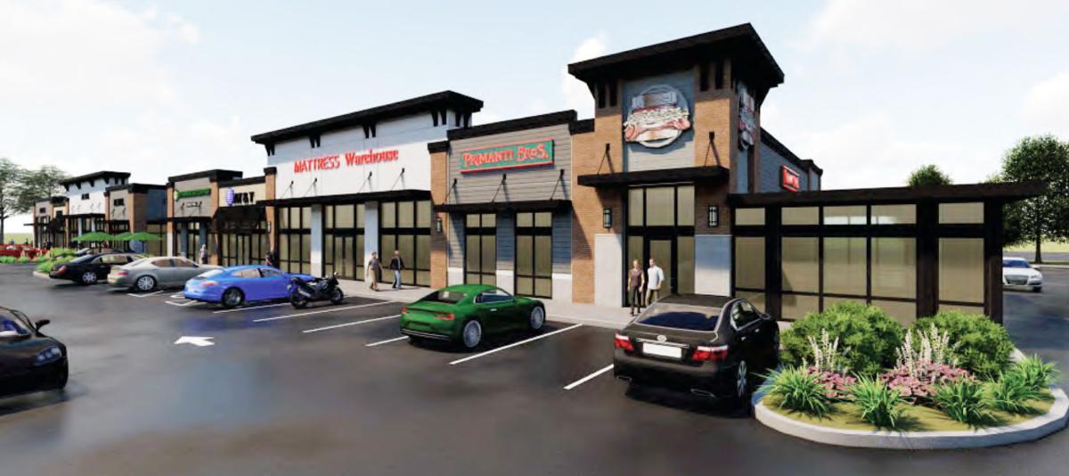 New development in North Union Township set to include Primanti Bros.