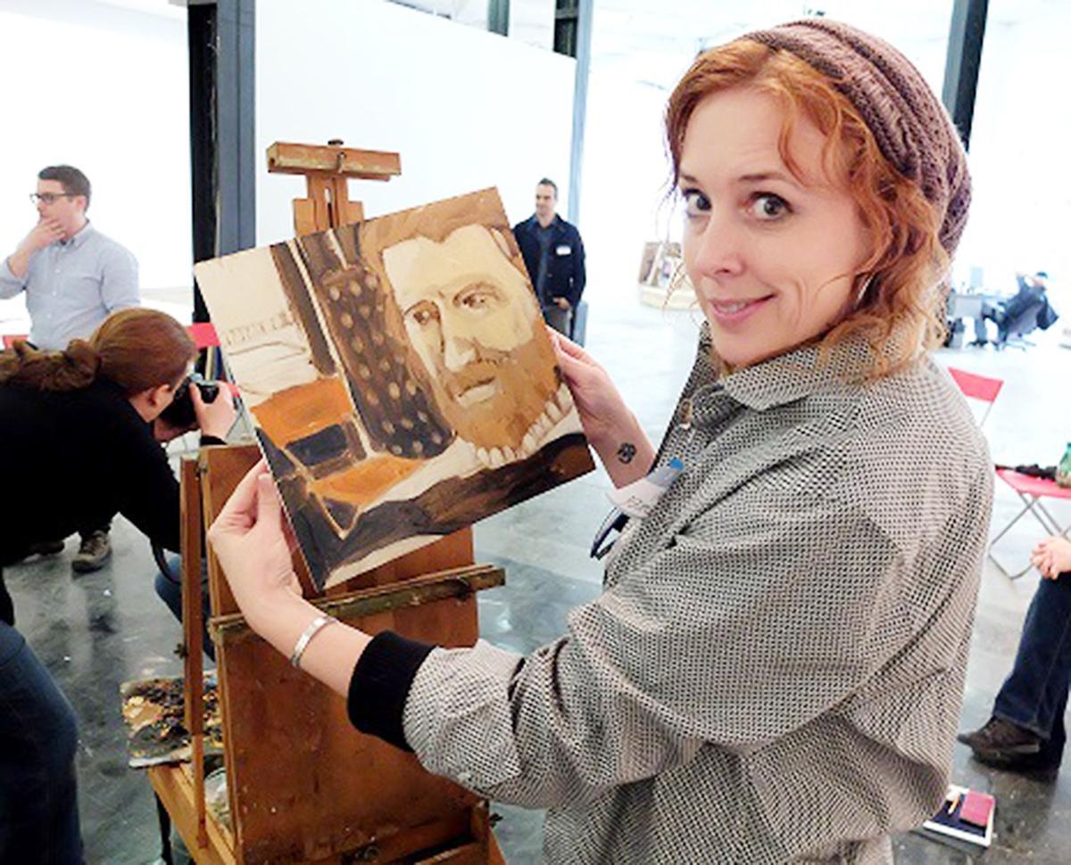 'John Riegert' as seen through the eyes of many artists