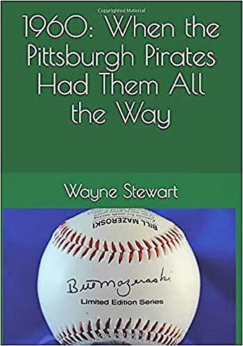 1960 Pirates book cover