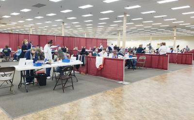 Fayette County COVID-19 Vaccination Clinic