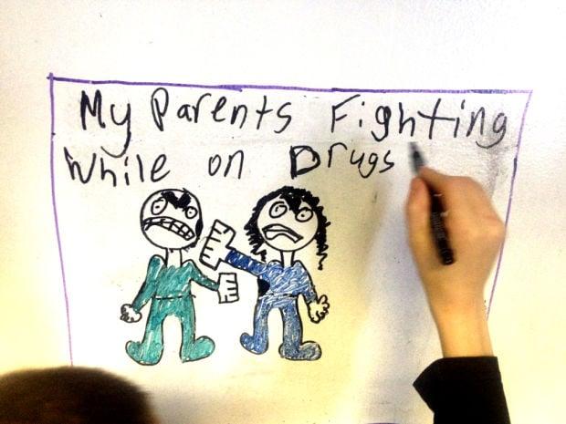 Child of Addicts