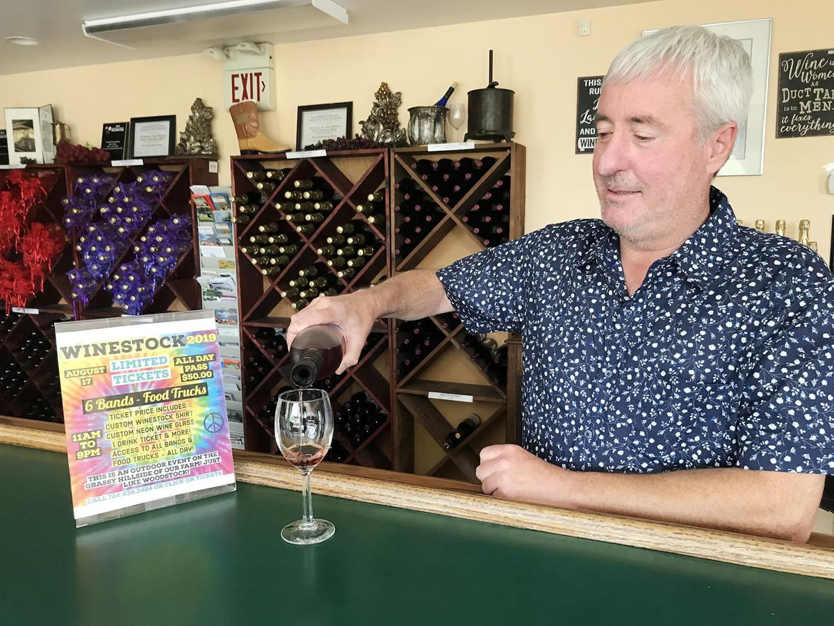 Christian Klay Winery to commemorate the 50th anniversary of Woodstock