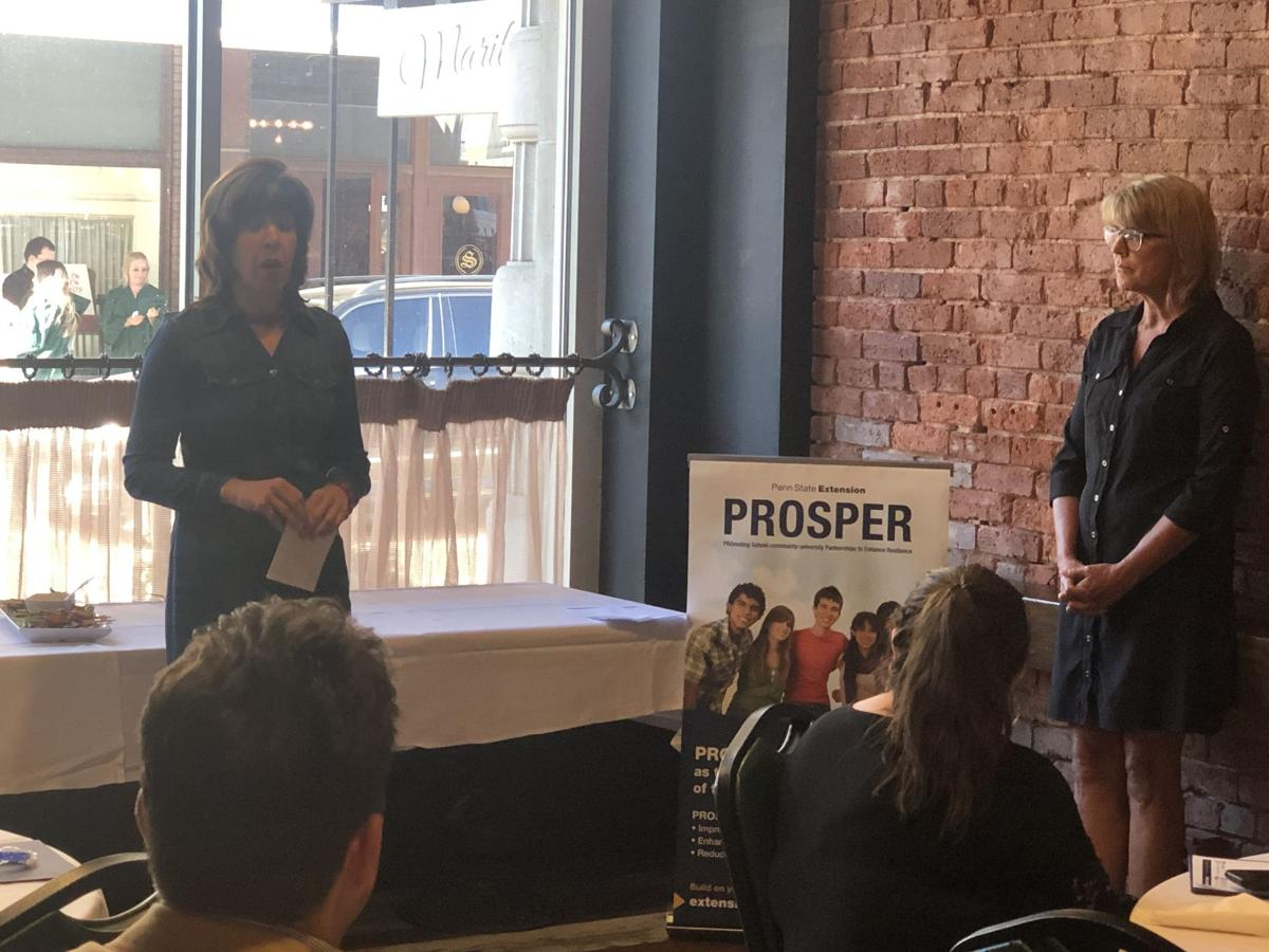 Federal officials learn about PROSPER teams in Fayette County