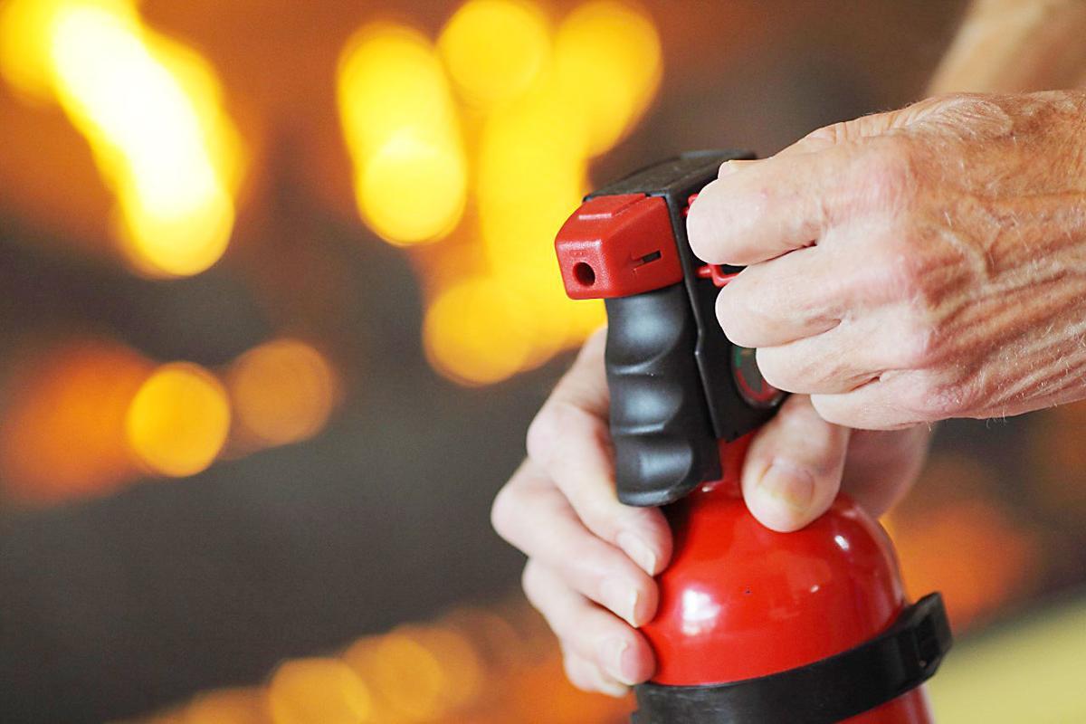 Home fire prevention