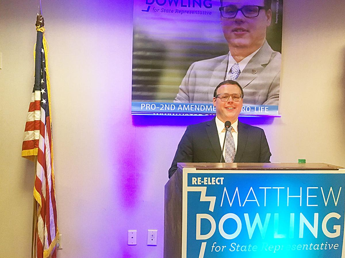 Dowling retains state House seat in 51st District | Election