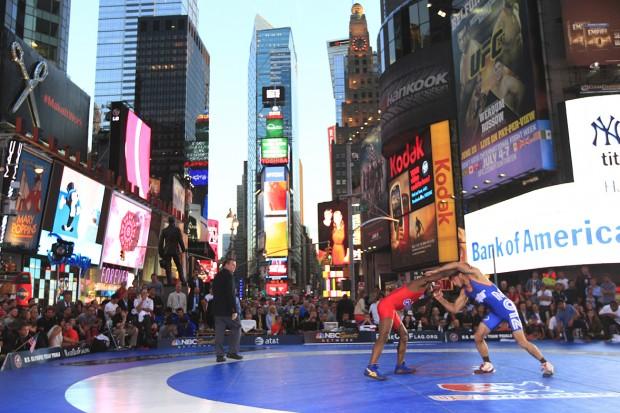 Scott earns spot on Olympic wrestling team | Sports