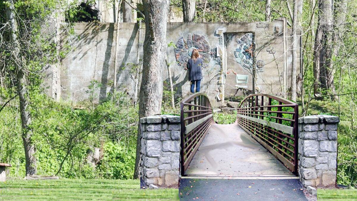 Jeffery L. Sager Memorial Bridge