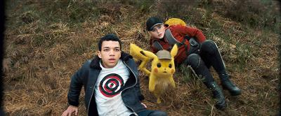 Pikachu comes to living rooms this week with the release of 'Pokemon Detective Pikachu'
