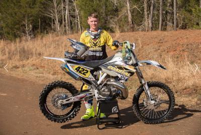Greensboro teen national motocross champ   New Today