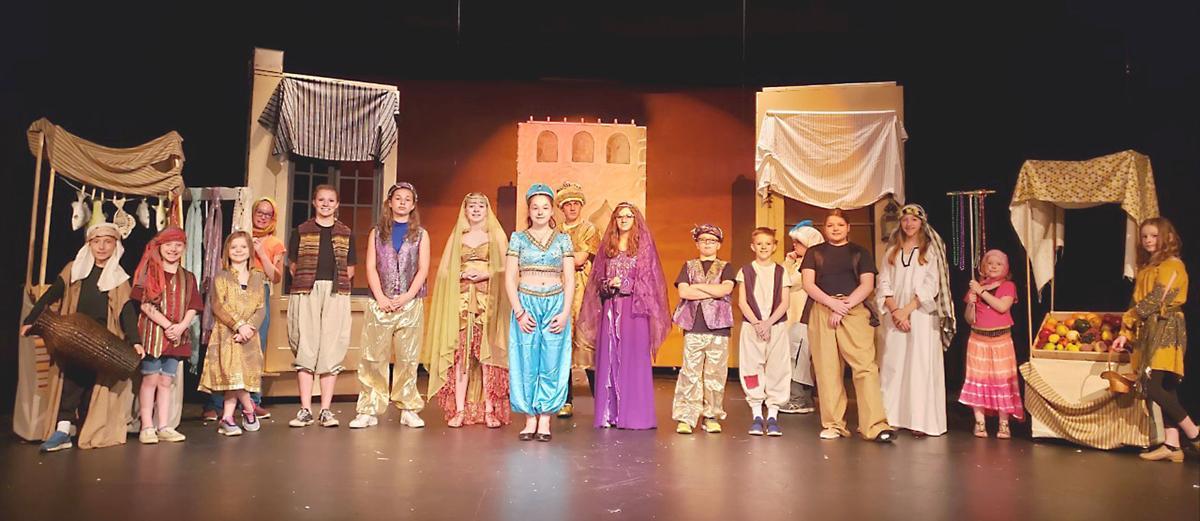 Diamond Theatre in Ligonier set to showcase Aladdin Jr. and new live action film