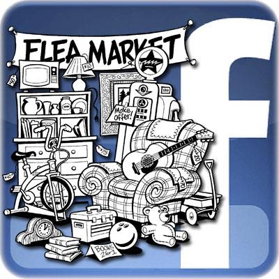 Facebook flea market groups becoming popular in the area local fleamarket facebook publicscrutiny Choice Image