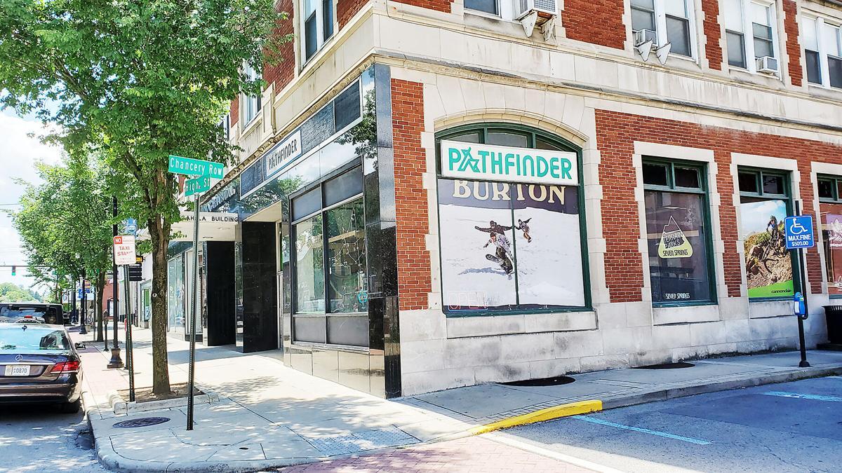 Pathfinder of Morgantown